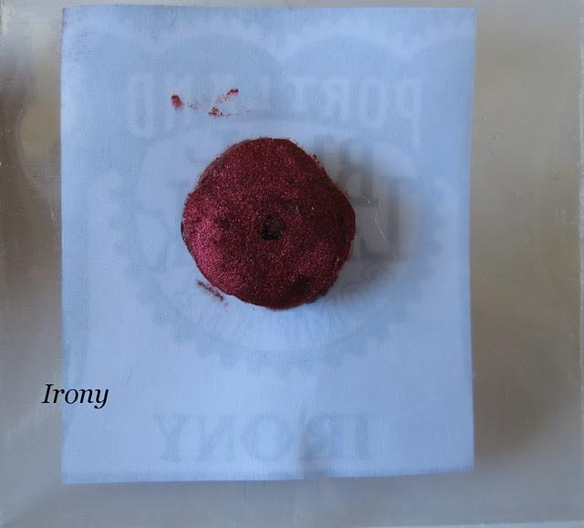Portland Black Lipstick Company Irony