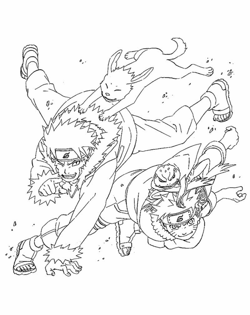 Gambar Sketsa Naruto Terbaik Auto Electrical Wiring Diagram