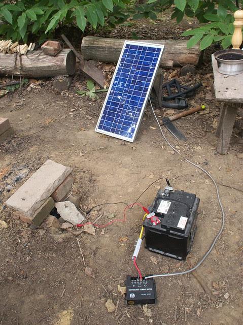 DSC_8683 Woodland solar power