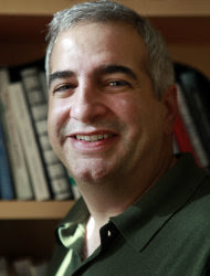 FILE - In this April 12, 2010 file photo, Anthony Shadid, winner of the 2010 Pulitzer Prize for International Reporting with The Washington Post, poses for a portrait at the Watson Institute for International Studies, on the campus of Brown University, in Providence, R.I. The New York Times said Shadid died Thursday, Feb. 16, 2012, apparently of an asthma attack, while on assignment in Syria. He was 43. (AP Photo/Steven Senne, File)