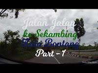 Jalan ke Sekambing, Kota Bontang