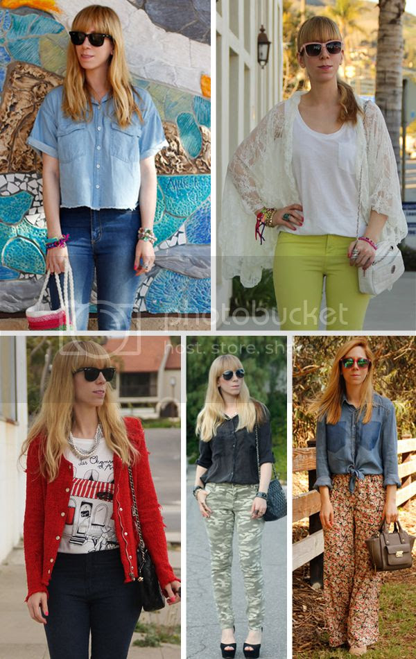 how to wear high waisted by Fashion Trend Guide