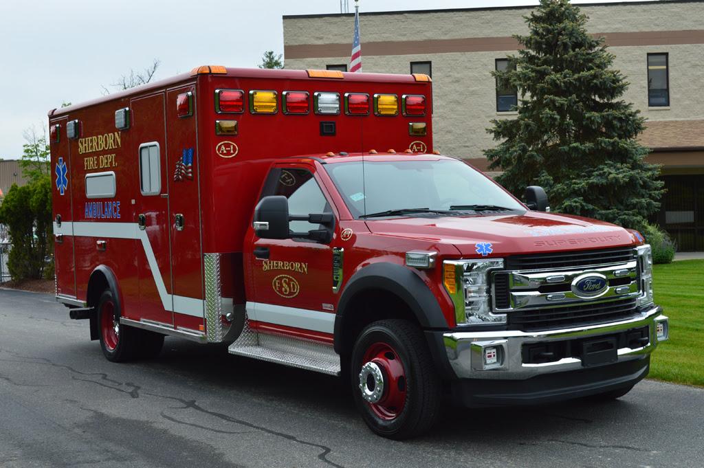 Horton Ambulance - Greenwood Emergency Vehicles, LLC