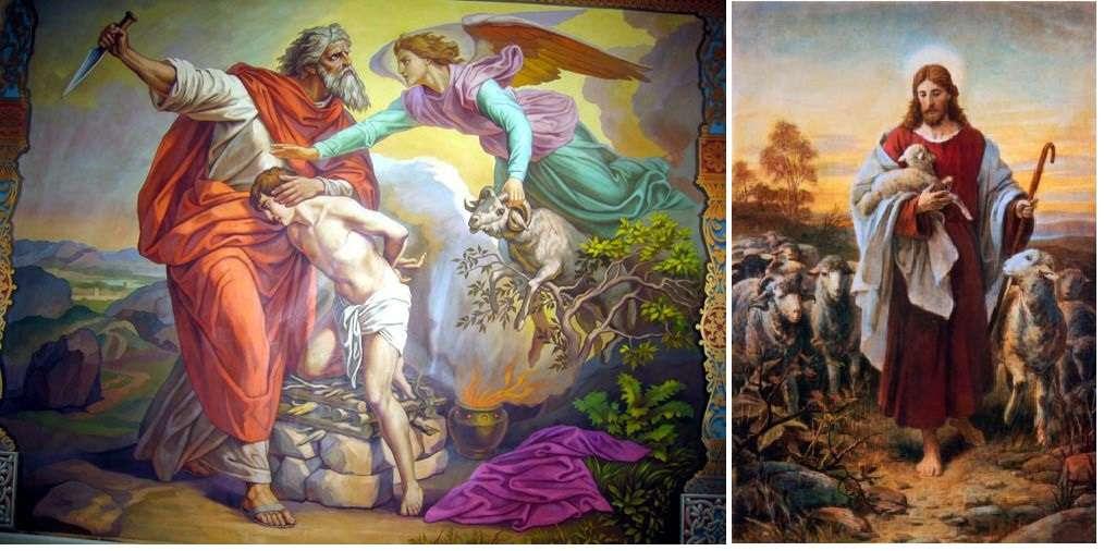 Пасха как и все иудо-христианские праздники были задолго до появления иудаизма и христианства