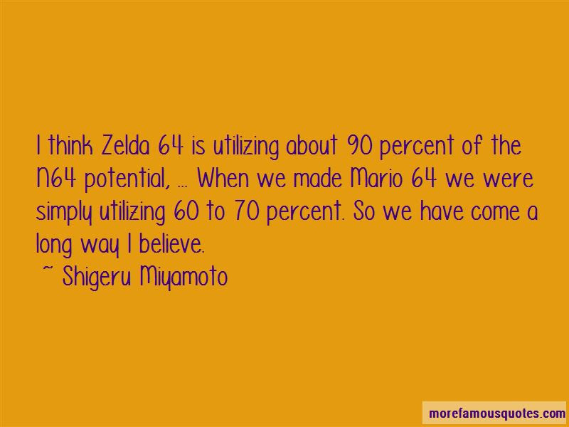 Zelda 64 Quotes Top 40 Quotes About Zelda 64 From Famous Authors