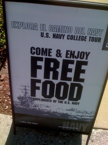 U.S. Navy College Tour