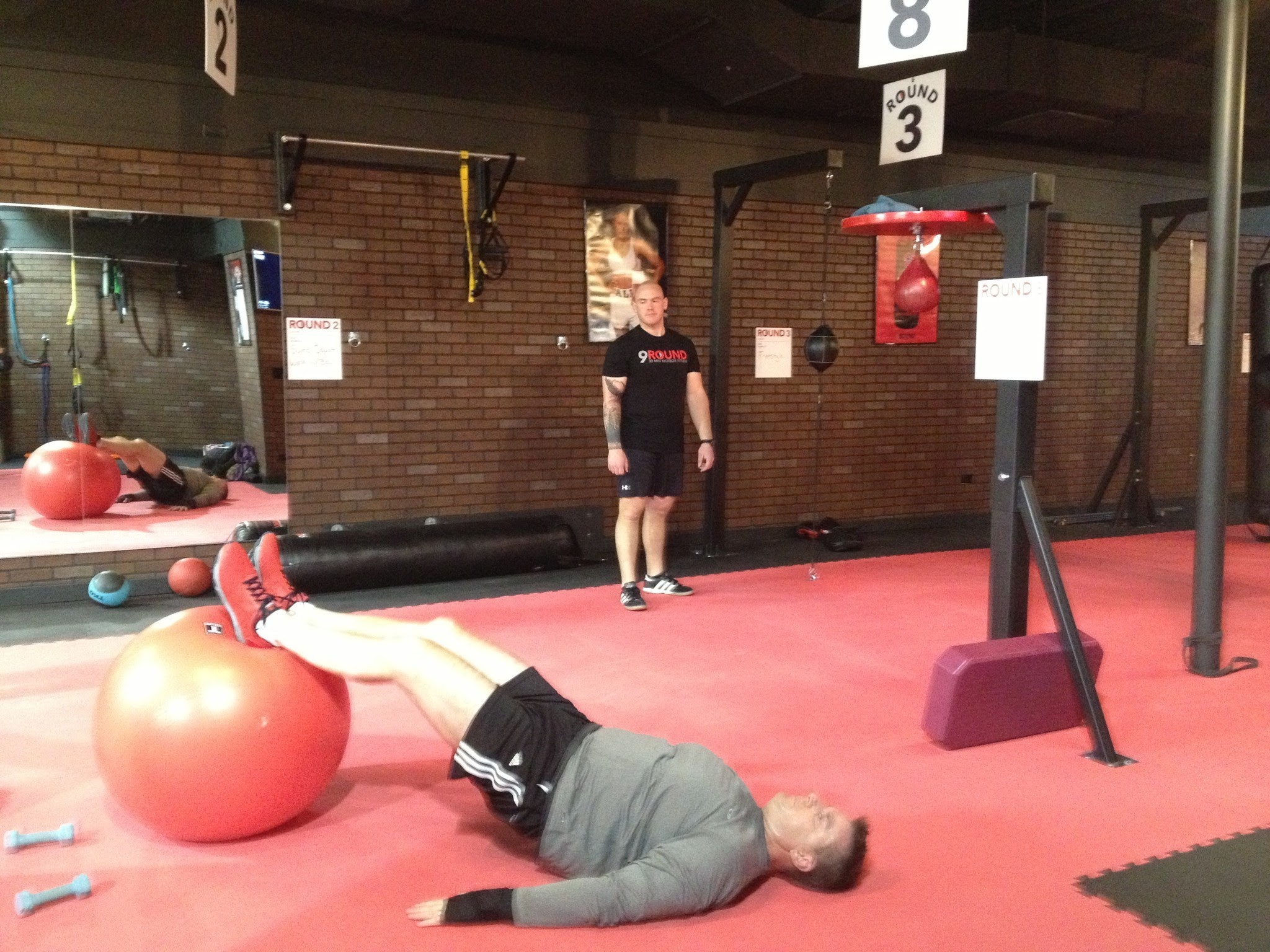 9Round Fitness and Kickboxing opens in downtown Barrington ...