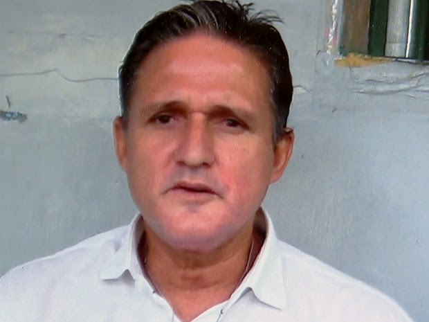 Marco Archer Cardoso Moreira em vídeo obtido pelo cineasta Marcos Prado, que prepara documentário sobre o controlador de voo (Foto: Reprodução/TV Globo)
