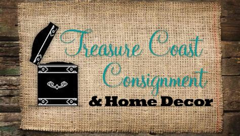 treasure coast consignment home decor furniture stores