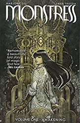 Monstress Vol 1 book cover