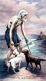 Lázaro, Santo