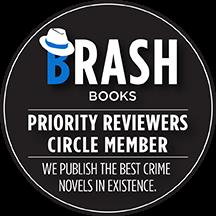 Brash Books Priority Reviewers Circle Member