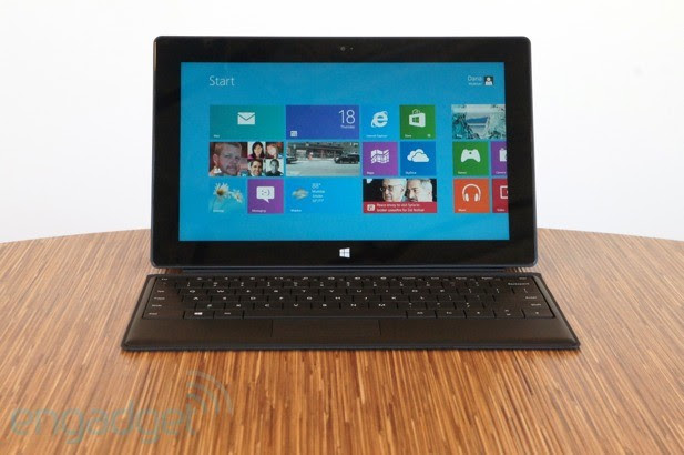 Microsoft's Surface RT to be available at UK retailer John Lewis as early as tomorrow