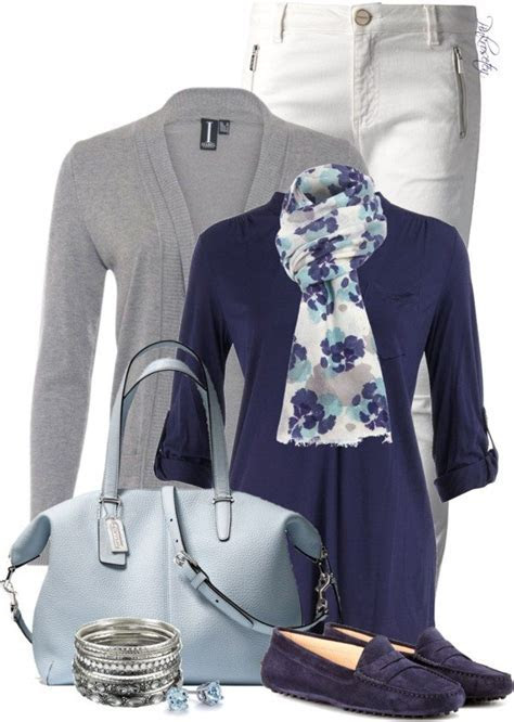 20 Fancy Polyvore Outfit Ideas With Cardigans   Be Modish