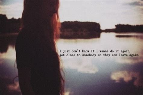 I Just Dont Know Anymore Quotes