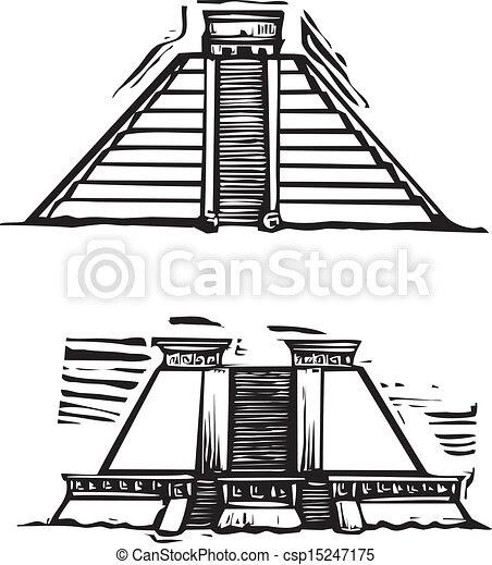 Image Gallery Piramides Dibujos