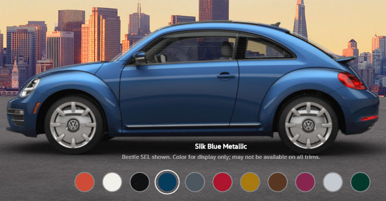 2020 Vw Beetle Review