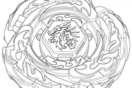 Beyblade Burst Coloring Pages Toupie Beyblade Burst Coloriage