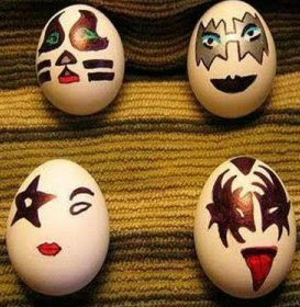 Image result for dying easter eggs funny