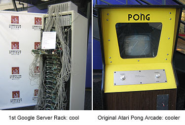 Server and Pong