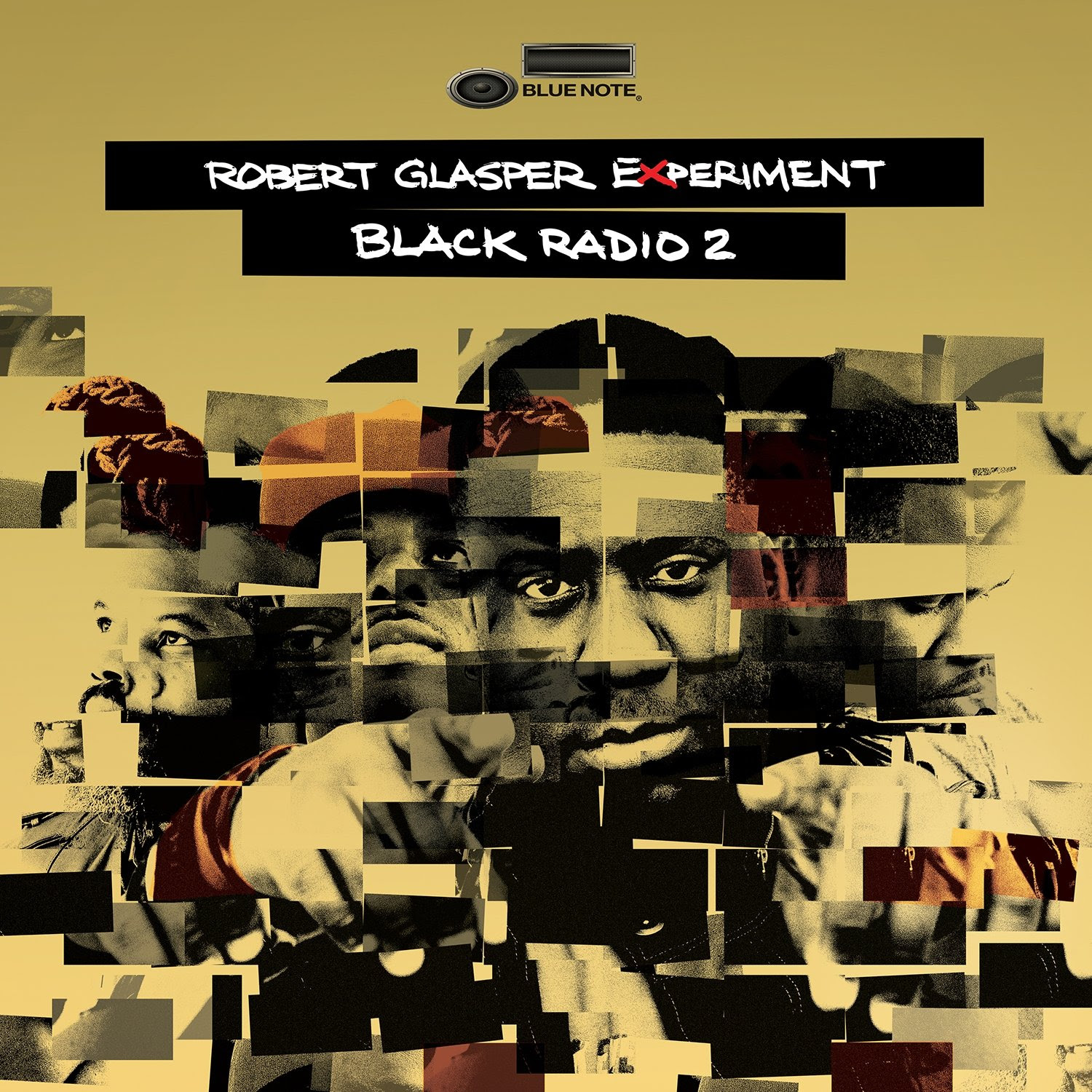 Robert Glasper - Black Radio 2 cover