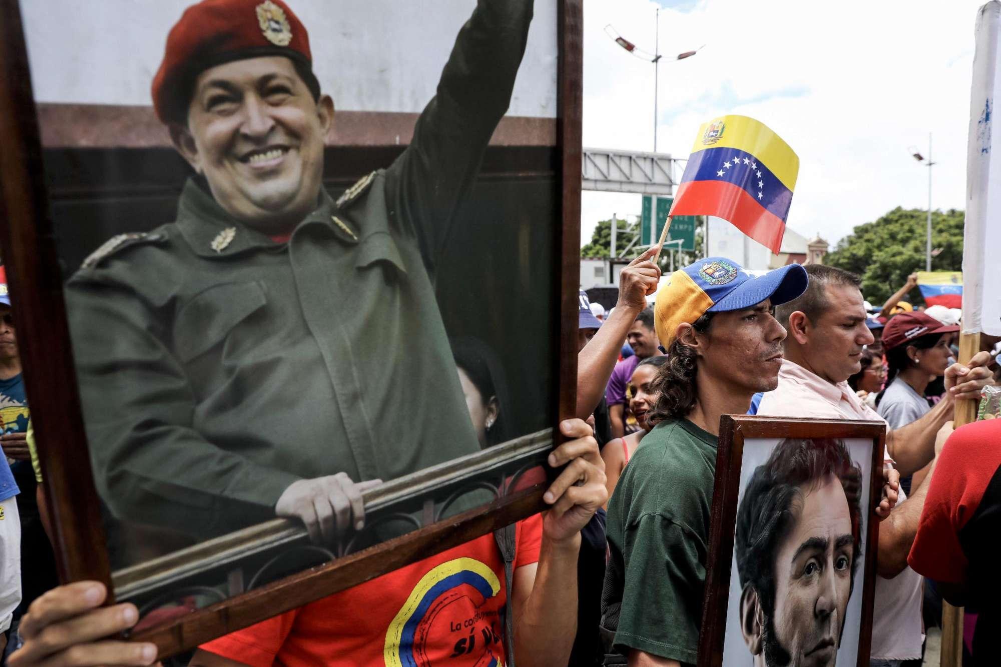 Venezuela, a Caracas manifestazioni pro Costituente