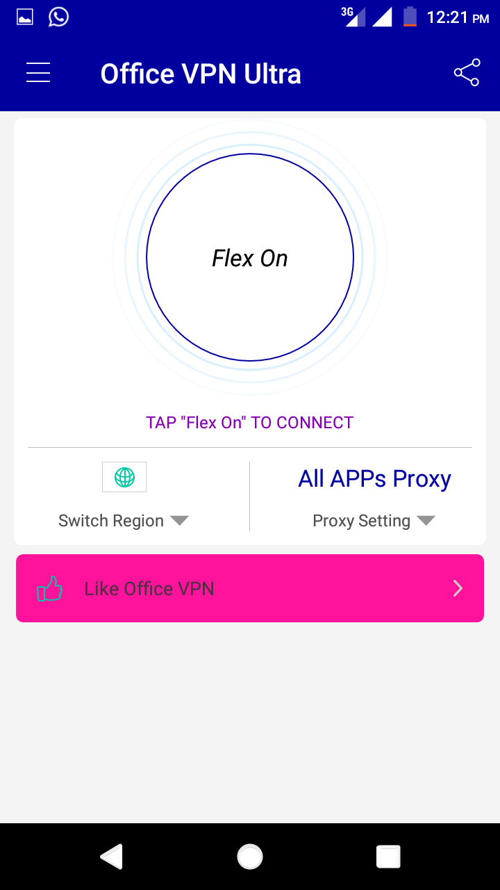Screenshot_20170916-122132.png-Enjoy Free Unlimited Browsing On Your Social Media Apps Via The New Office Vpn Ultra App
