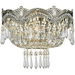 Crystal Sconces & Vanities   Overstock.com Shopping - Great Deals ...