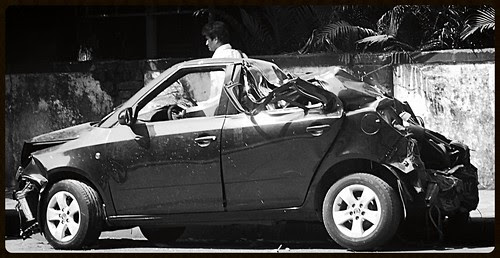 Our Drivers Have A License To Kill by firoze shakir photographerno1