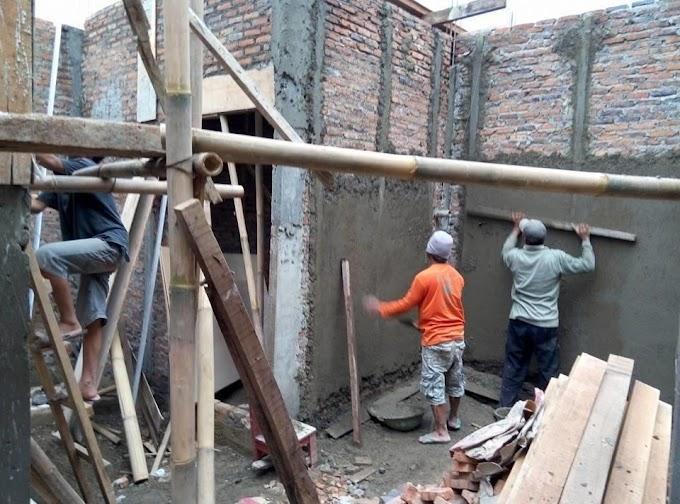 Tukang Bangunan Harus Punya Ini Biar Banjir Rezeki