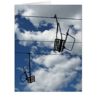 Ski Lift and Sky Card
