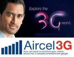 Working Aircel 3G trick