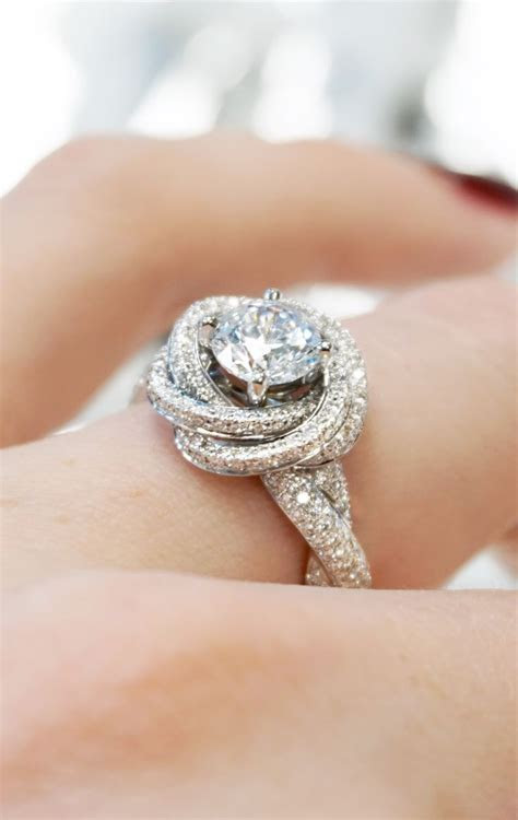 Best 25  Modern wedding rings ideas on Pinterest   Simple