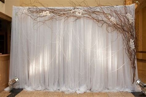3mx3m White Ice Silk Luxury Backdrop Curtain For Wedding