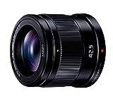 Panasonic マイクロフォーサーズ用 42.5mm F1.7 単焦点 中望遠レンズ LUMIX G ASPH./POWER O.I.S. ブラック H-HS043-K