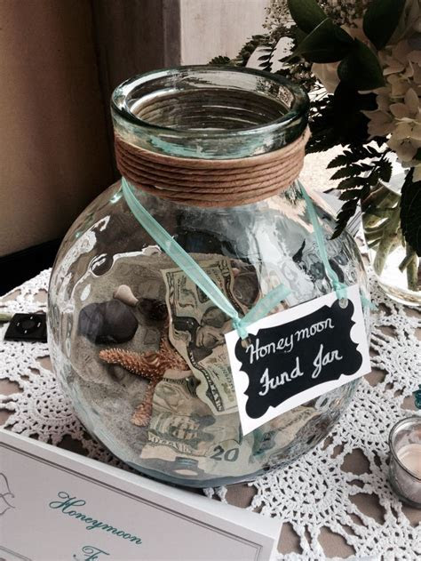 25  Best Ideas about Honeymoon Jar on Pinterest   Cheap
