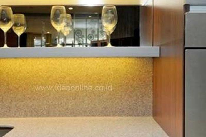 Memilih Pelapis Dinding dan Meja Dapur yang Tepat Semua