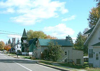 Fort Covington, Franklin County, New York, USA