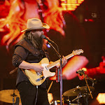 Chris Stapleton And His Wife Turn The Houston Rodeo Into A Sweet Love Fest - Papercity Magazine