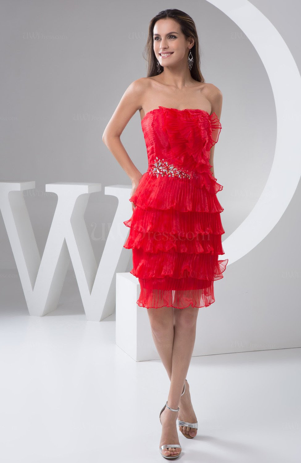 Semi formal dresses to wear to a wedding