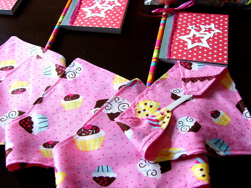 American Girl Doll Party Favors - Bandannas for the Dolls