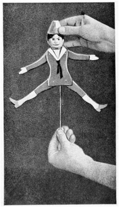 Jumping Jack Toy - Wooden Toy Plans | DIY Projects | DIY
