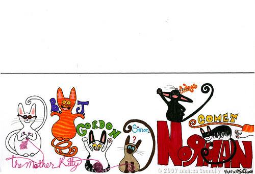 Alphabets (August 31, 2007)