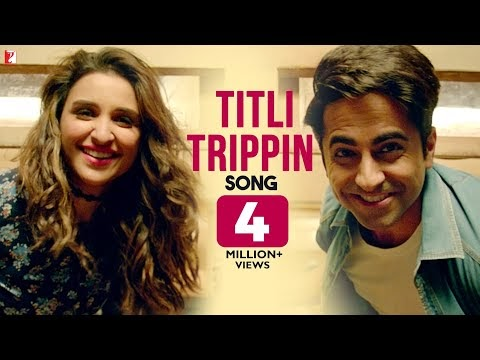 Titli Trippin english lyrics(2020) | Meri Pyari Bindu | Arijit Singh