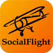 Social Flight Logo