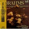 DEMUS, JORG - brahms; klarinettenquintett op.115