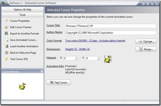 4 Aplikasi Gratis Pengubah Kursor Mouse