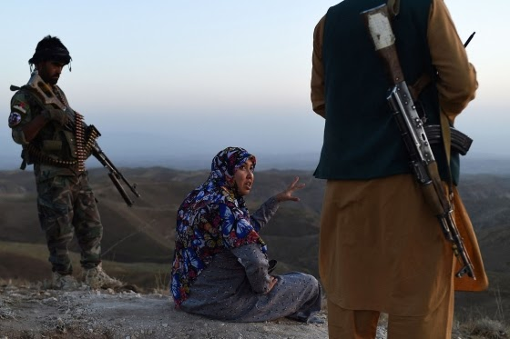 The Untold Story of How Afghanistan's Fighting Female Governor Salima Mazari Escaped the Taliban
