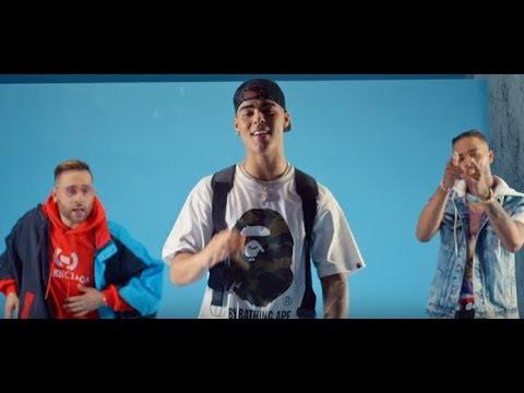 Mark B ft Lunay , Lírico en La Casa- Mojadero ( Video Oficial )