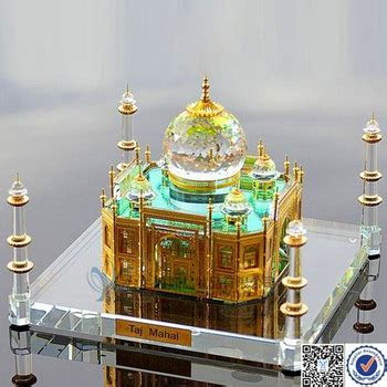 Crystal Taj Mahal Model Wedding Gift Away   Buy Wedding